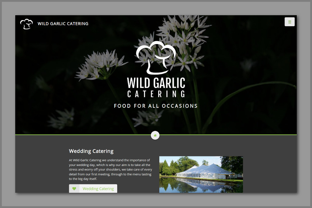 Wild Garlic Catering